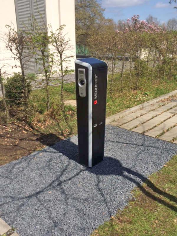 Elektro Furlani E-Mobilität Ladesäule bis 22 KW